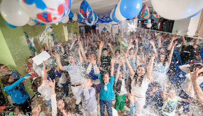 Foto: Petreceri dedicate copiilor