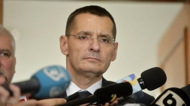 Foto: Petre Tobă, fostul ministru de Interne, audiat la DNA