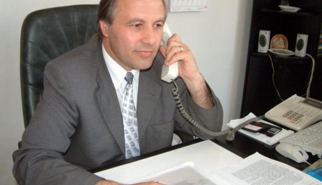 Foto: Petrică Miu, noul inspector şcolar general al ISJ Constanţa