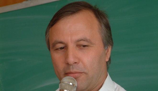 Foto: Petrică Miu, despre postul de inspector general la ISJ Constanţa: