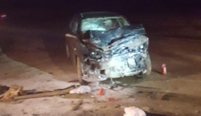 GALERIE FOTO / Accident rutier la Gura Dobrogei. Două persoane sunt încarcerate - photo201901291816592-1548779782.jpg