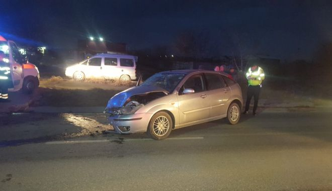 GALERIE FOTO / Accident rutier grav în localitatea Lumina. TREI VICTIME - photo20190227182423-1551285675.jpg