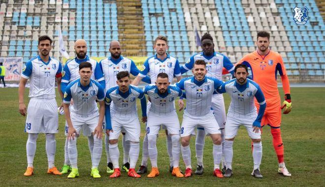 Foto: Fotbal / SSC Farul Constanța, învinsă acasă de Sportul Snagov