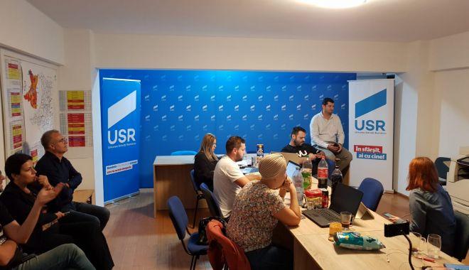 Remus Negoi, USR: Suntem optimiști. Așteptăm voturile din diaspora! - photo20191110210222-1573414362.jpg