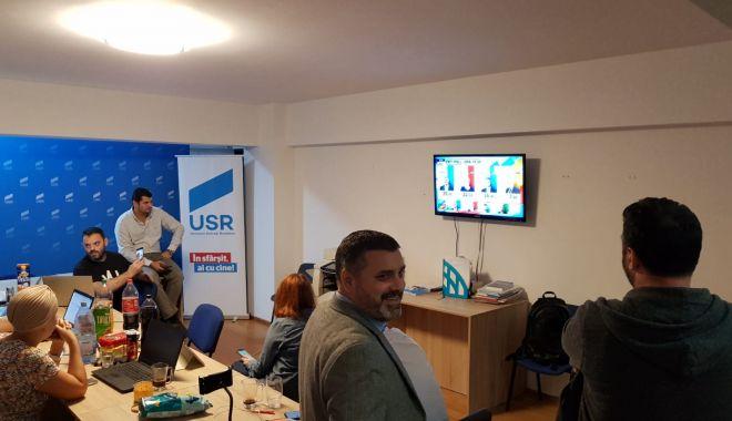 Remus Negoi, USR: Suntem optimiști. Așteptăm voturile din diaspora! - photo201911102102221-1573414512.jpg