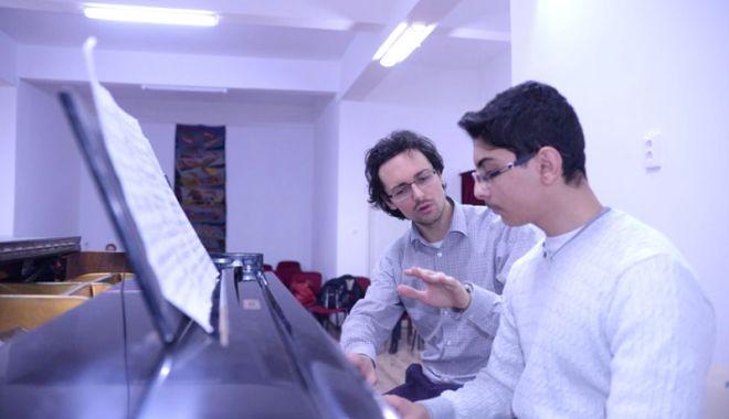 Foto: Pianistul Octavian Renea, un concert de excepţie, la Constanţa