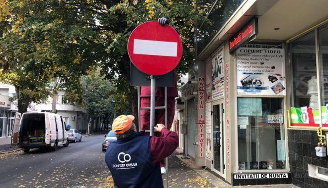 Reguli noi de circulaţie în zona Pieţei Griviţei - piatagrivitei-1539188203.jpg