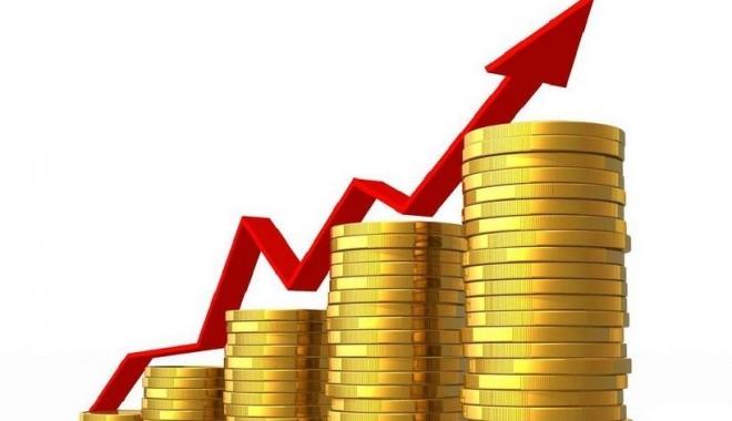 Foto: Creştere spectaculoasă a PIB în primul trimestru