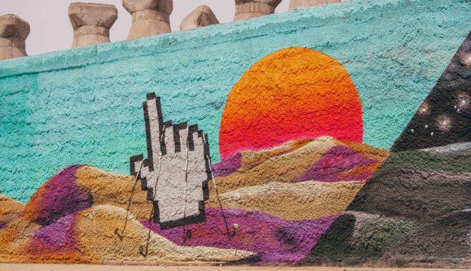 Pictură murală de 50 de metri pe digul din Portul Tomis - picturamurala1-1620055579.jpg
