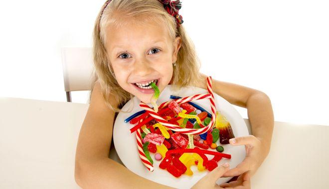 Explicații şi jocuri pe înțelesul copilului: povestea organismului care a mâncat prea multe dulciuri