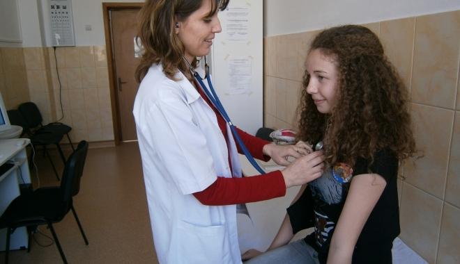 Care sunt cele mai frecvente boli de care suferă elevii constănţeni