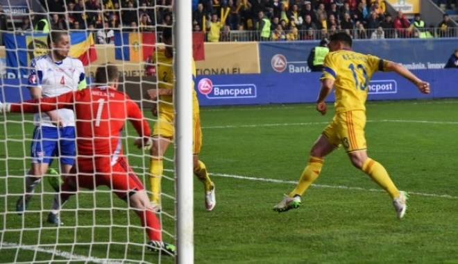 Foto: România a învins Feroe și s-a calificat la EURO 2016