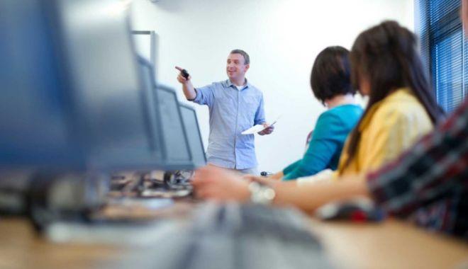 Foto: Ce cursuri de formare sunt disponibile pentru șomerii constănțeni