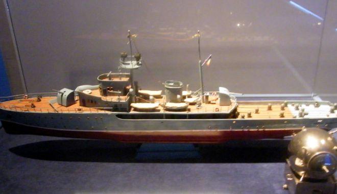 Foto: Piesă de colecţie, expusă la Muzeul Marinei