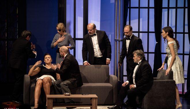 Foto: Capodopera Agathei Christie se joacă pe scena Casei de Cultură