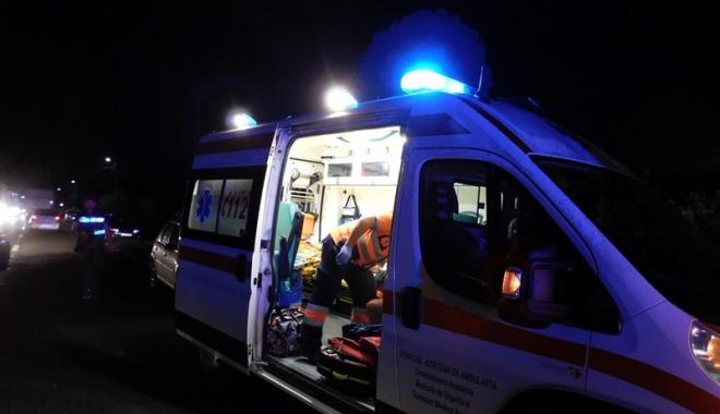 Foto: Pieton omorât după ce a traversat prin loc nepermis
