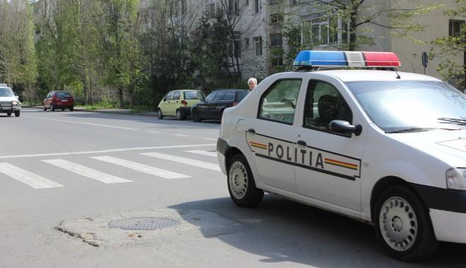 Foto: Bănuit de comiterea unei infracțiuni de furt, identificat de polițiștii constănțeni