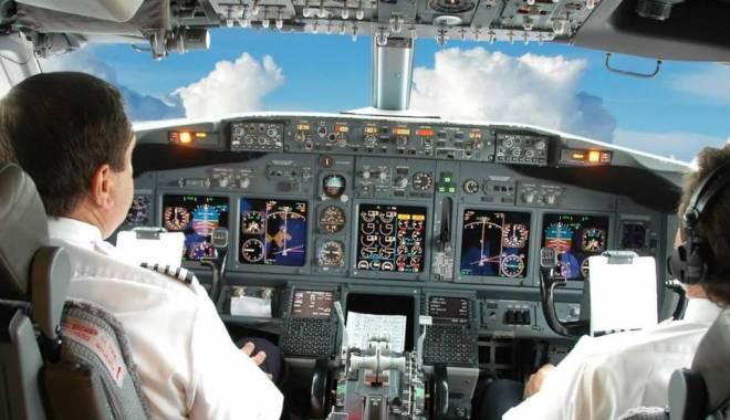 Foto: Avion cu mai multe persoane la bord, dispărut