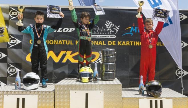 Foto: Piloţii constănţeni, din nou pe podiumul Campionatului Naţional