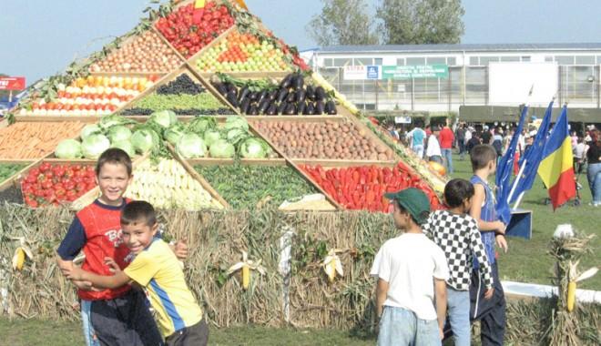 Foto: Ziua Recoltei la Cumpăna - tradiţie şi sărbătoare