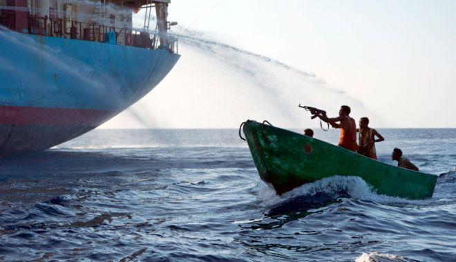 Foto: Pirații somalezi sunt tot mai activi și agresivi