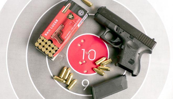 Foto: Armele de foc, mai greu de obţinut. ZIP Escort vă poate ajuta