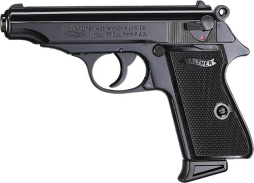 Cercetat penal pentru deţinerea ilegală a unui pistol cu gaze ...
