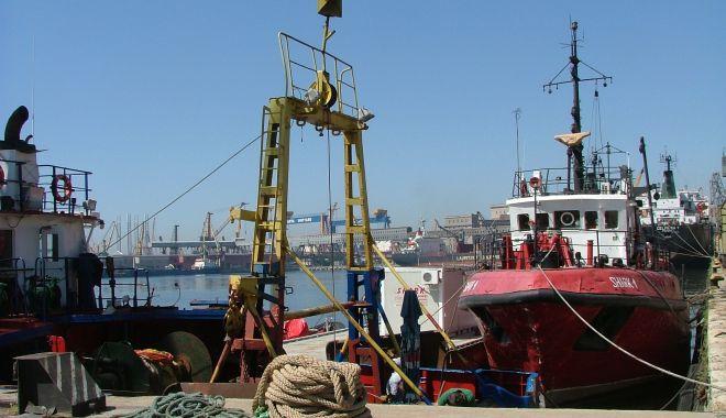 Foto: Placa turnantă a evaziunii fiscale nu o găsiți în portul Constanța ci în București!