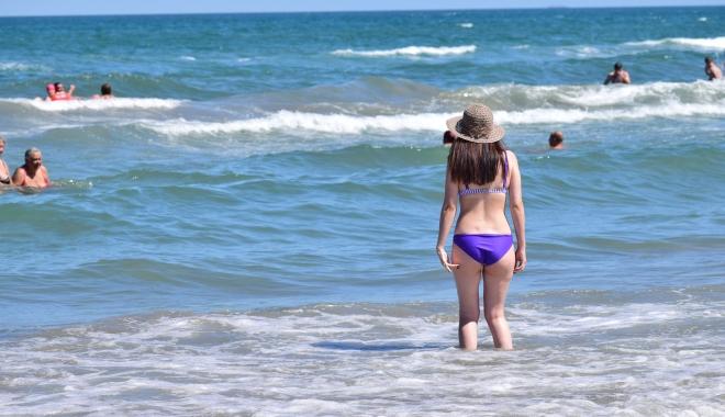 Foto: Vrei să mergi la plajă? Află cum va fi vremea astăzi la Constanţa!