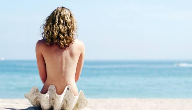 Foto: Plajele preferate ale nudiştilor, de la Corbu la Vama Veche