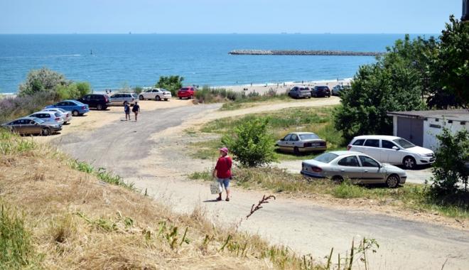Aventuri pe drumurile către plajă.