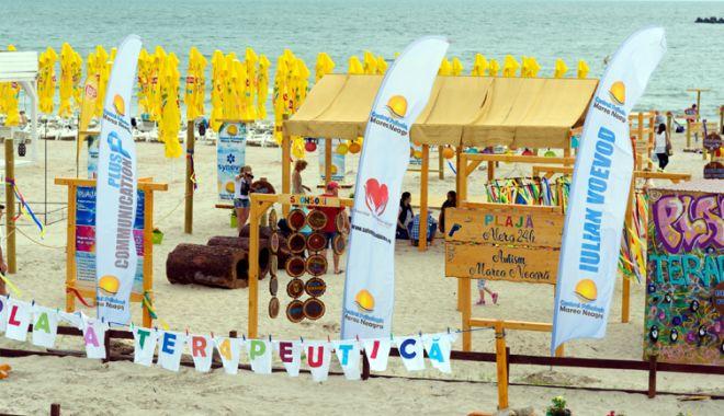 Plajă terapeutică pentru persoanele cu dizabilităţi, în staţiunea Mamaia - plajaterapeutica1-1530806458.jpg