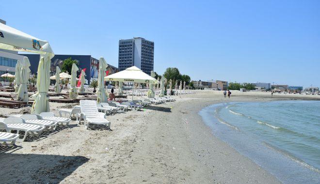 Foto: Plaje mai mari pe litoralul românesc? Poate vara viitoare!