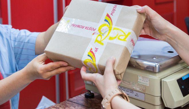 Foto: Plata cu cardul, la Poştă
