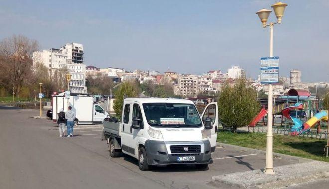 Foto: Dispar taxatorii din Constanța. Plata parcării se va face prin SMS