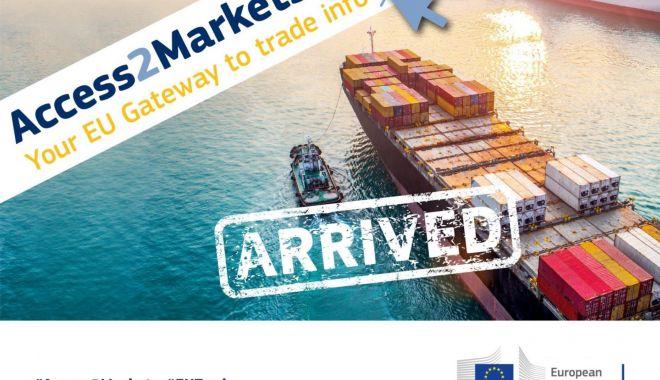 Access2Markets oferă informaţii despre import export