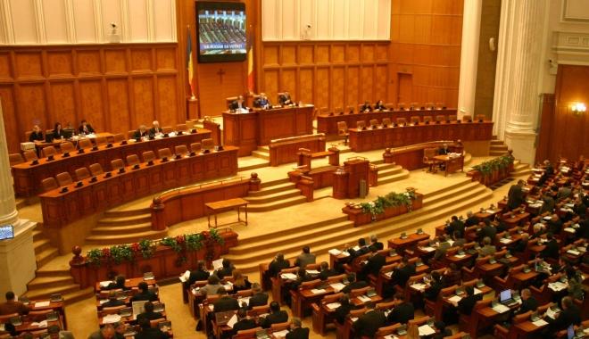 Foto: CAMERA DEPUTAȚILOR / ASTĂZI sesiune extraordinară pentru modificarea Codului Fiscal