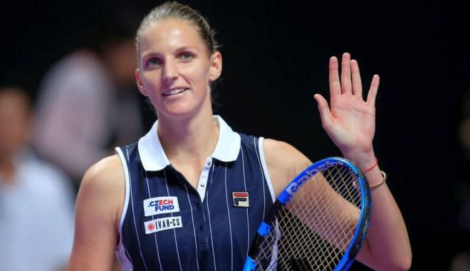 S-a rupt lanțul de iubire. Karolina Pliskova schimbă antrenorul - pliskova-1573205153.jpg