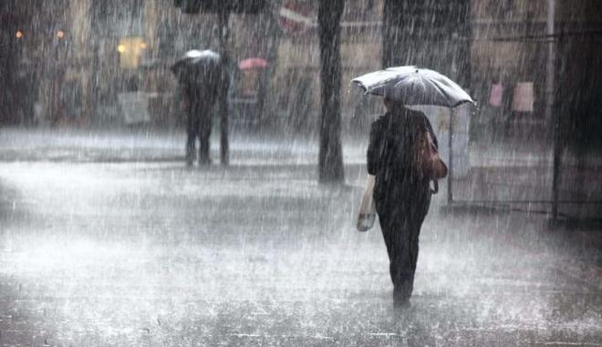 ATENŢIE CONSTĂNŢENI! COD PORTOCALIU de ploi abundente la Constanţa