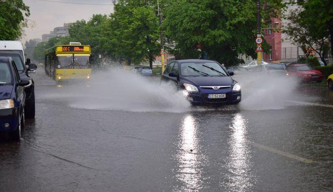 Foto: Avertizare de la meteorologi. SE STRICĂ VREMEA la Constanţa!