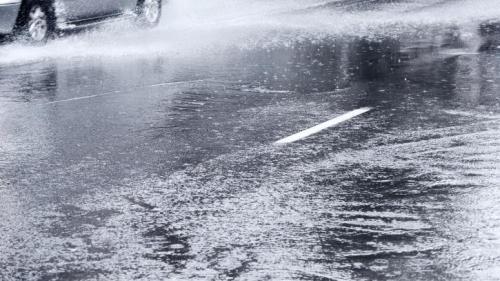 Ploaie torențială pe A1 București-Pitești: Pericol de acvaplanare - ploaiejpg-1634216106.jpg