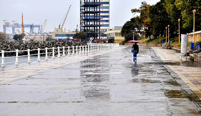 Foto: Veştile de la meteorologi, deloc bune pentru Constanţa