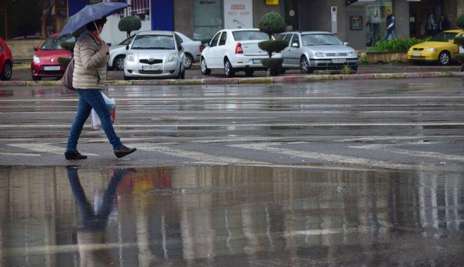 Ploi puternice, astăzi, la Constanţa. De mâine, reapare soarele - ploiputernice-1618335607.jpg