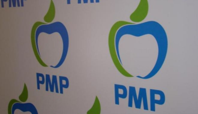 Foto: PMP își desemnează un nou președinte