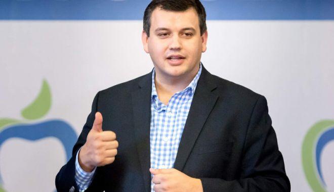 Foto: Eugen Tomac: Nu am spus că PMP îl va susţine pe Iohannis la alegerile prezidenţiale