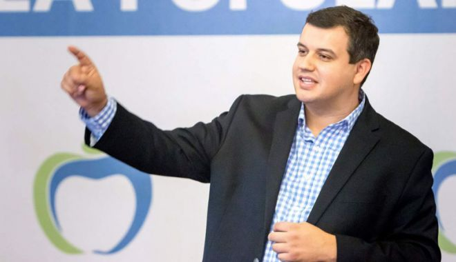 Foto: PMP Constanţa îl susţine pe Eugen Tomac la conducerea partidului