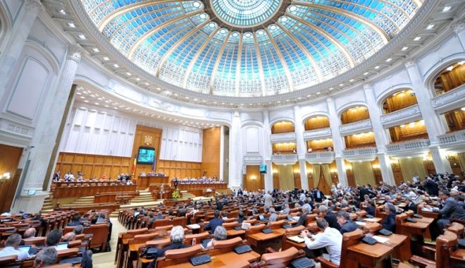 Foto: PMP propune transparenţă totală în administraţie. Ce proiect depune în Parlament