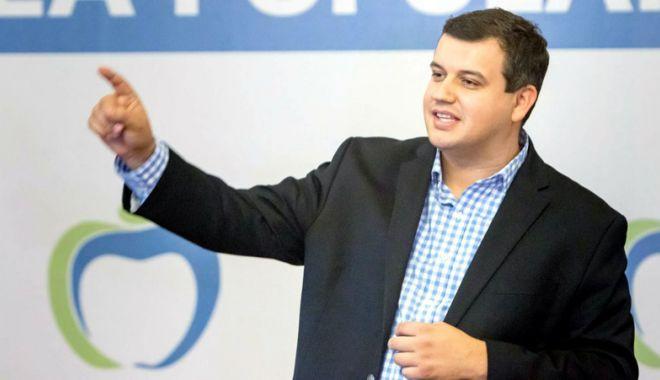 Foto: Eugen Tomac, susținut de PMP Constanța pentru șefia partidului