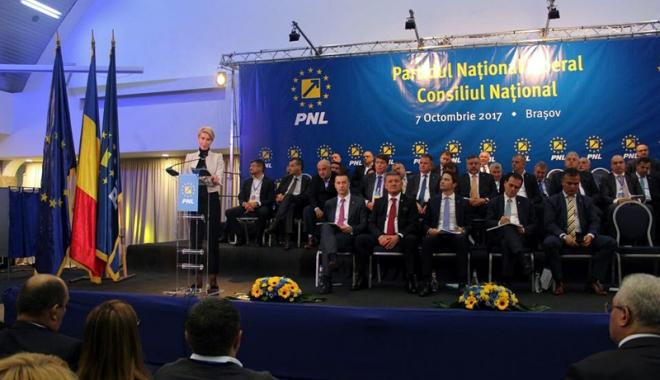 Foto: Liberalii au modificat statutul partidului. Foştii preşedinţi aleşi vor face parte din Biroul Executiv