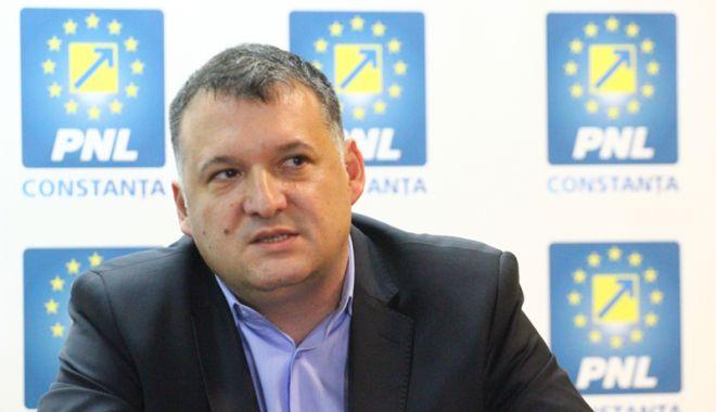 Foto: Liderul PNL Constanța, Bogdan Huțucă: PSD joacă alba-neagra cu nivelul de trai al românilor